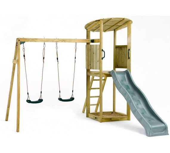Buy Plum Bonobo 2 Wooden Climbing Frame at Argos.co.uk, visit Argos.co.uk to shop online for Activity centres, Playhouses and activity centres, Outdoor toys, Toys