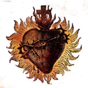 Tshirt Sagrado Coração No Elo7 Paulo Galane Bordados