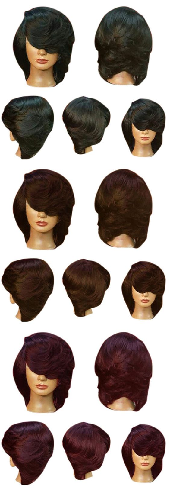 50% OFF Synthetic Wigs