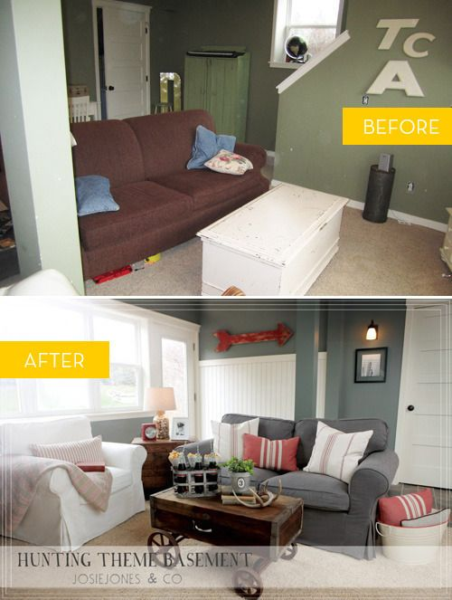 34 Best Images About Family Room On Pinterest Basement