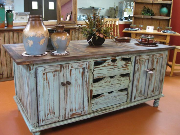Newest 24 Rustic Turquoise Kitchen