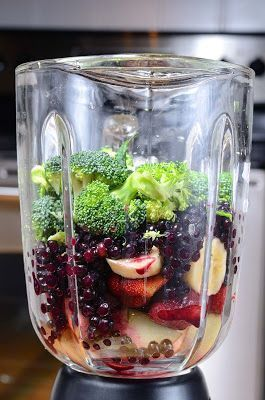 Cleanse Your WHOLE Body With These Five Smoothies!