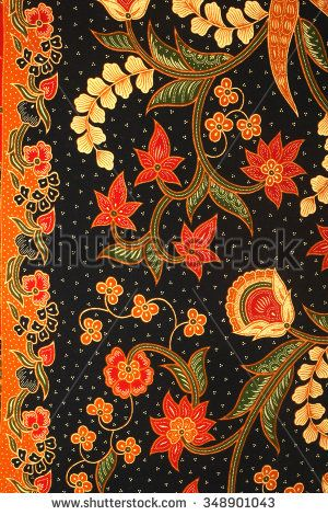 The Beautiful Of Art Malaysian And Indonesian Batik