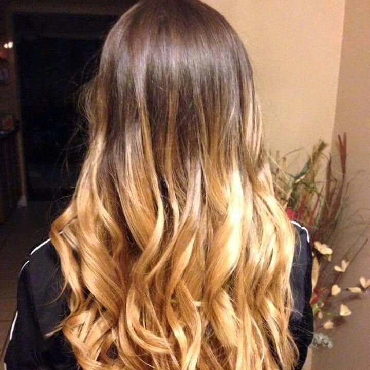 Ombre hair by gagan