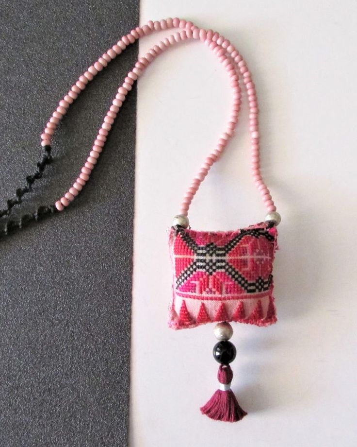 Ethnic Hmong Necklace