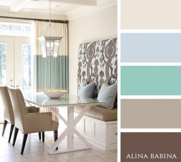 ideales de colores para interiores