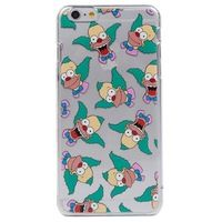 Funny Comic Cartoon Kaws Krusty Print Soft Silicone Cell Phone Cases For iPhone 6 6s plus ultra thin Cover Coque Fundas New