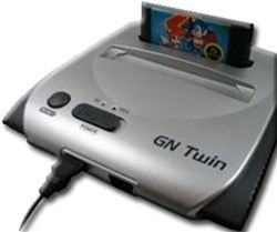 GN Twin - NES/GEN System - New