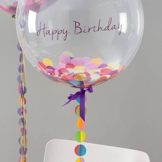 шарики с пожеланиями в большом шаре применяются только