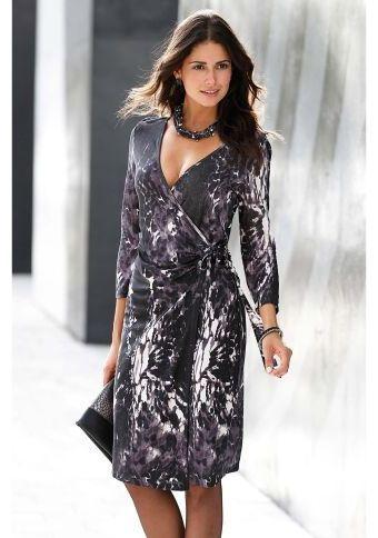 Strečové šaty s postranním nařasením #ModinoCZ  #autumn #fall #fashion #trendy #stylish #fallfashion #moda #podzimnimoda #trend