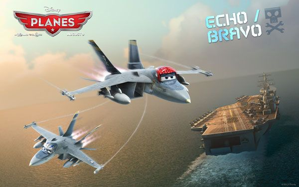 Disneys Planes Movie Wallpaper Echo Disney Planes 2013 Movie Wallpapers, Facebook Cover Photos & Character Icons