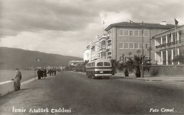 Old views of Konak / Alsancak