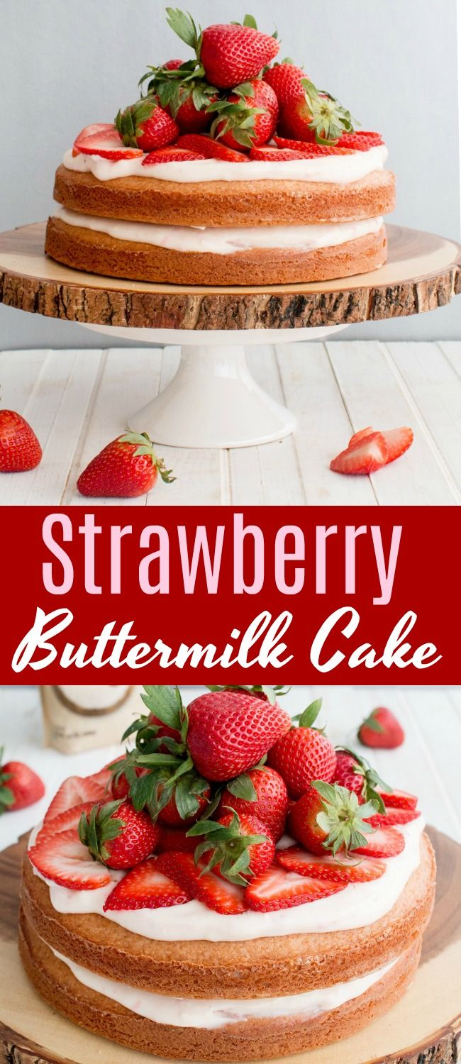how to make buttermilk for cake recipes