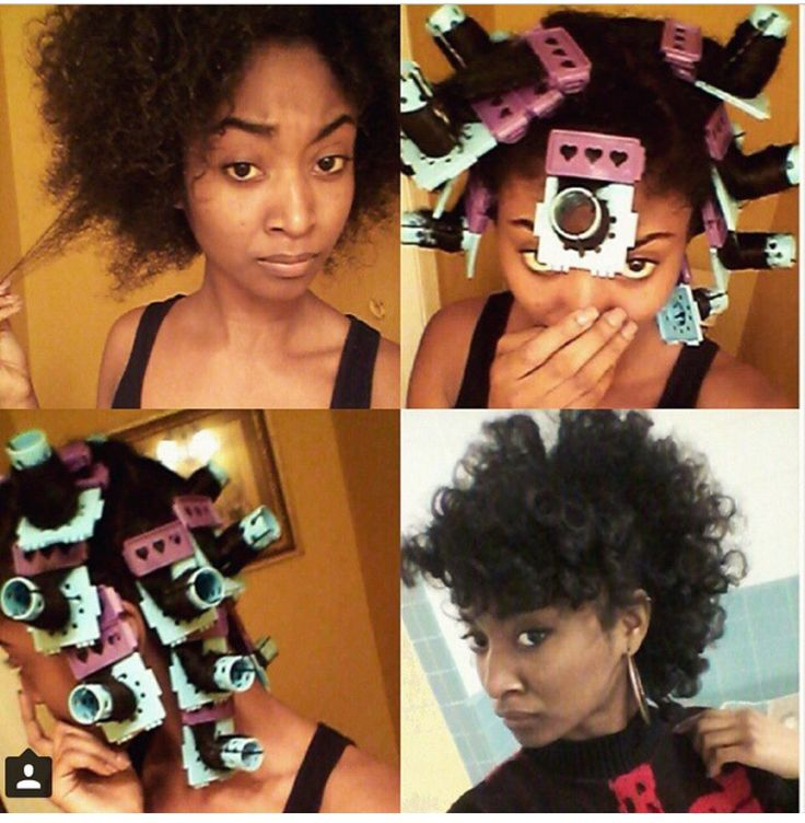 Heat Free Way To Stretch Natural Hair