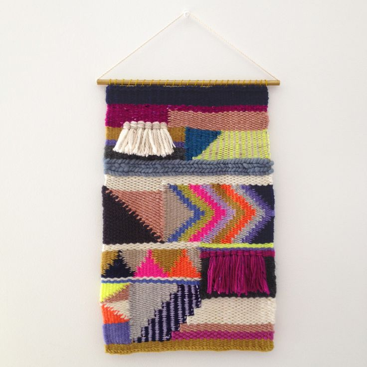 weaving by Danielle Stewart