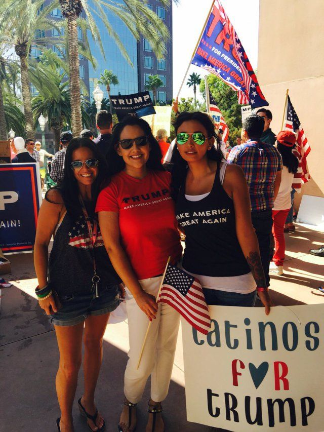 Gallup Poll: Donald Trump Currently Holds 32% of National Hispanic Vote…