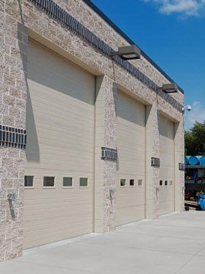 Polystyrene Sandwich Garage Door