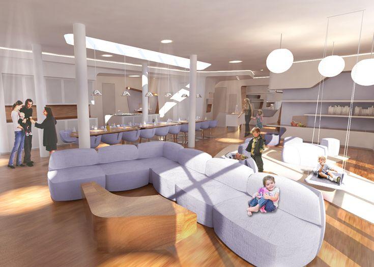 Best Zaha Hadid Images On Pinterest Architecture Zaha Hadid - International architecture firms