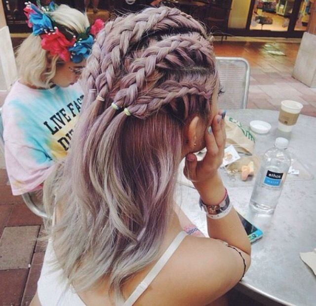 Tight braids                                                       …