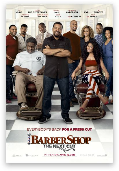Win a Trip to Barber Shop Movie Premiere Screening