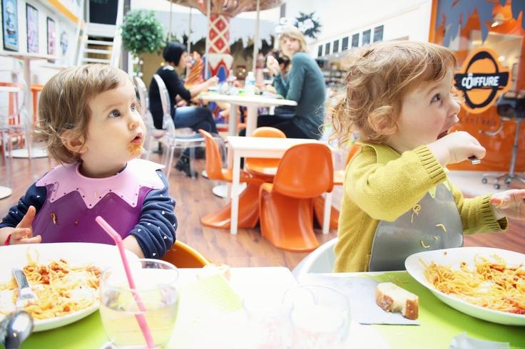 Heel kindvriendelijk restaurantje in Rijsel