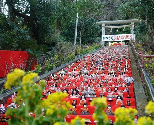 Katsu-ura Big Hina Matsuri 勝浦ビッグひな祭り