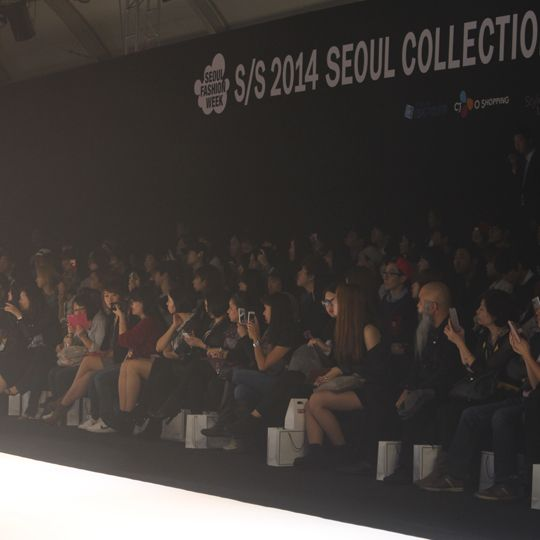 [RACINNE] S/S 2014 SEOUL FASHION WEEK