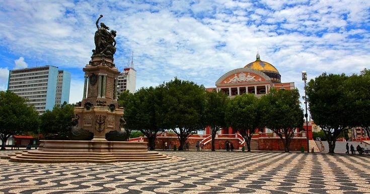 Aluguel de carro em Manaus pelo menor preço #viagem #viajardecarro