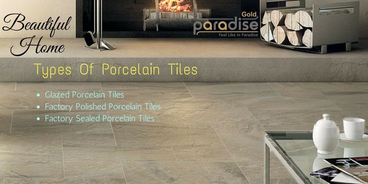 Polished Porcelain Tiles India Greatly Shine If You Do The Right Cleaning!