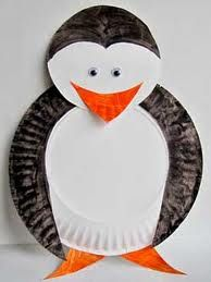 Easy kids crafts- click picture of penguin in the google search this link brings you to for penguin making directions and other crafts