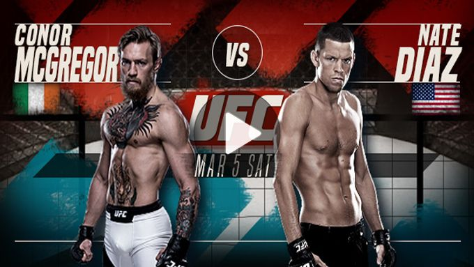 "The UFC has just released a new episode of their Fight Pass show ""Twenty 2o"" covering the Nate Diaz vs. Conor McGregor bout at UFC 196. Check it out. // Part 2:"