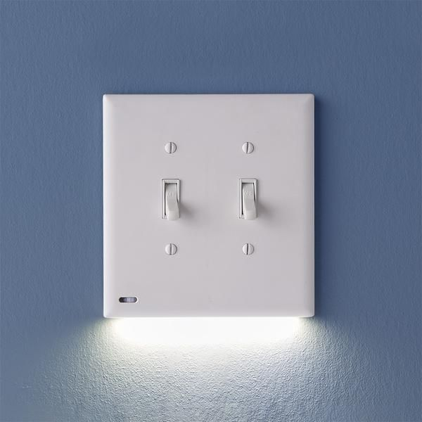 Switchlight For Double Gang Switches In 2020 Lighting Design