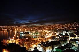 fotos de valparaiso de noche - Buscar con Google