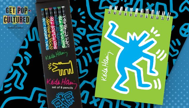 92 best getpopcultured images on pinterest books to read libros july 23 pop art keith haring fandeluxe Choice Image