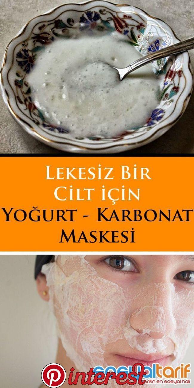 Yogurt and Carbonate Mask