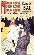 Moulin Rouge, the goulue