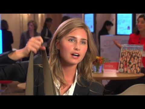Model and activist Lauren Bush created the perfect partnership between fashion and philanthropy when she founded FEED. It all started in 2006 when Lauren designed a bag, the sales of which would benefit the United Nations World Food Programme's (WFP) School Feeding program. Her goal in designing that very first bag was to raise funds and awareness around the various school feeding programs operated by WFP. She encourages everyone to believe in their vision. No matter what the naysayers say.
