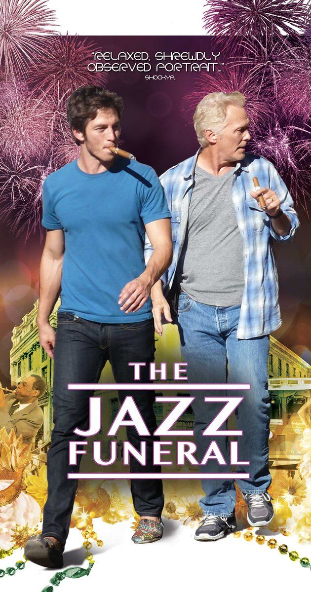 Directed by Jesse Rosen.  With James Morrison, Bobby Campo, Maiara Walsh, Dee Wallace. A father and son head to New Orleans to overcome their women trouble.