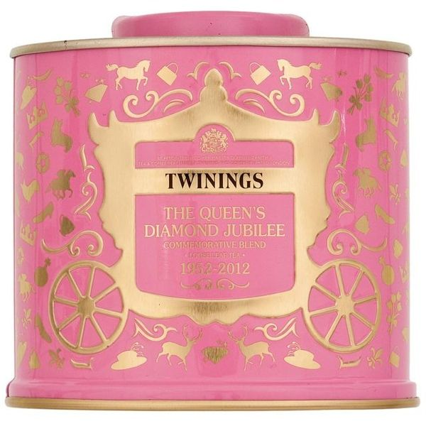 Twinings the Queen's Diamond Jubilee