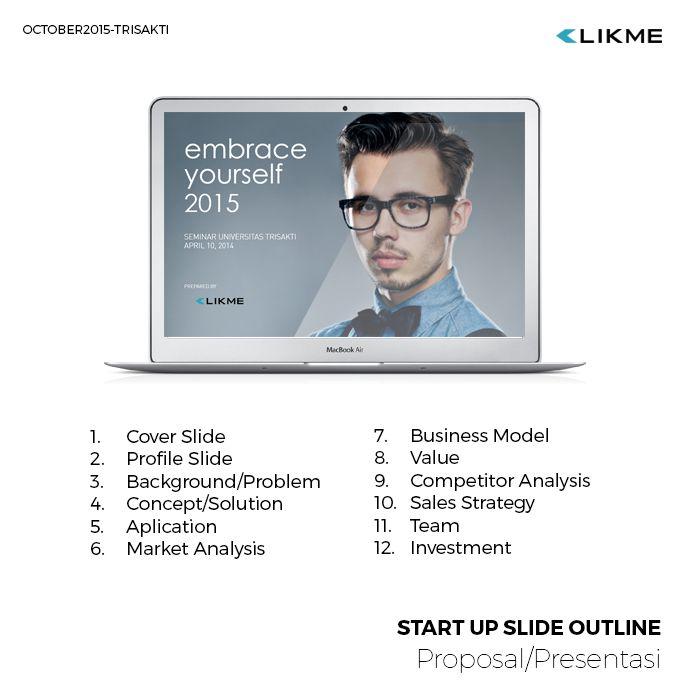 Content Flow Slide Presentasi dan Bisnis Proposal #bikincantik #powerpoint