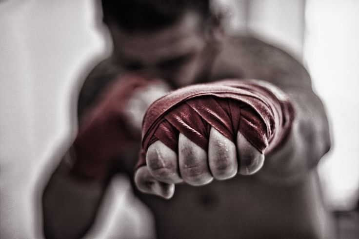 Punch by Manos Vouteris