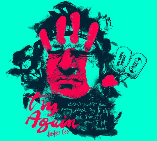 Rugby Time by NNSS Visual Universes , via Behance