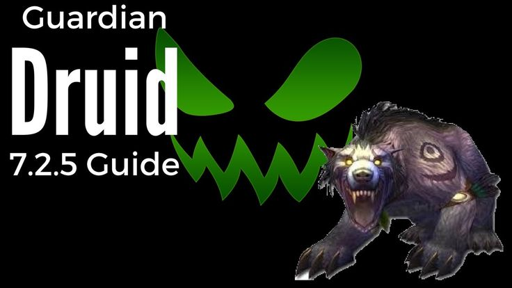 My 7.2.5 Guardian Druid Guide - Be Tomb Ready #worldofwarcraft #blizzard #Hearthstone #wow #Warcraft #BlizzardCS #gaming