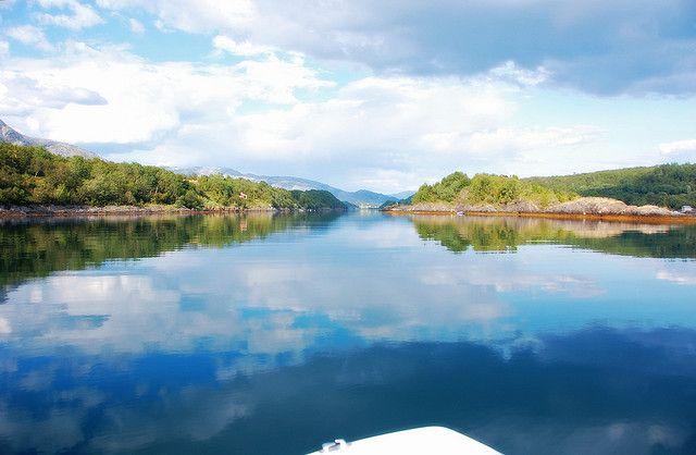 Meisfjorden - Helgeland - Norway