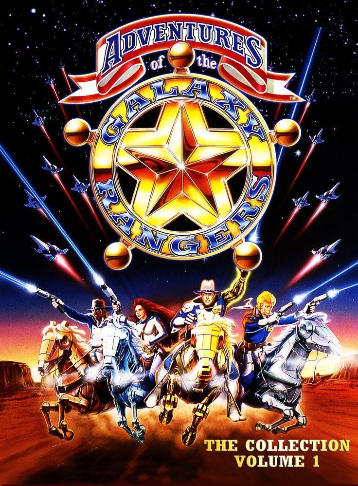 Galaxy Rangers: 1ª Temporada - Epi.01 [Dublado] (1986)