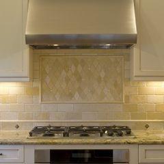 Backsplash idea new kitchen ideas pinterest for 8 fresh ideas for kitchen backsplashes