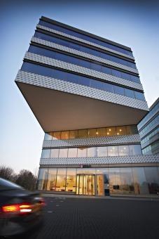 CTAC headoffice in 's-Hertogenbosch, designed by M+R interior architecture #archello #architecture #architects #architect #design