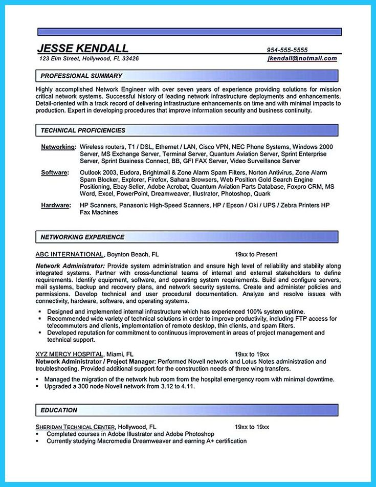 cool Attract Your Employer with Defined Administrator Resume,