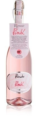 pink prosecco from @Sarah True True Event