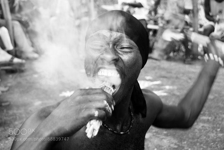 Voodoo ritual by RDBRUIN